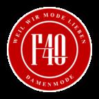 F40 Damenmode